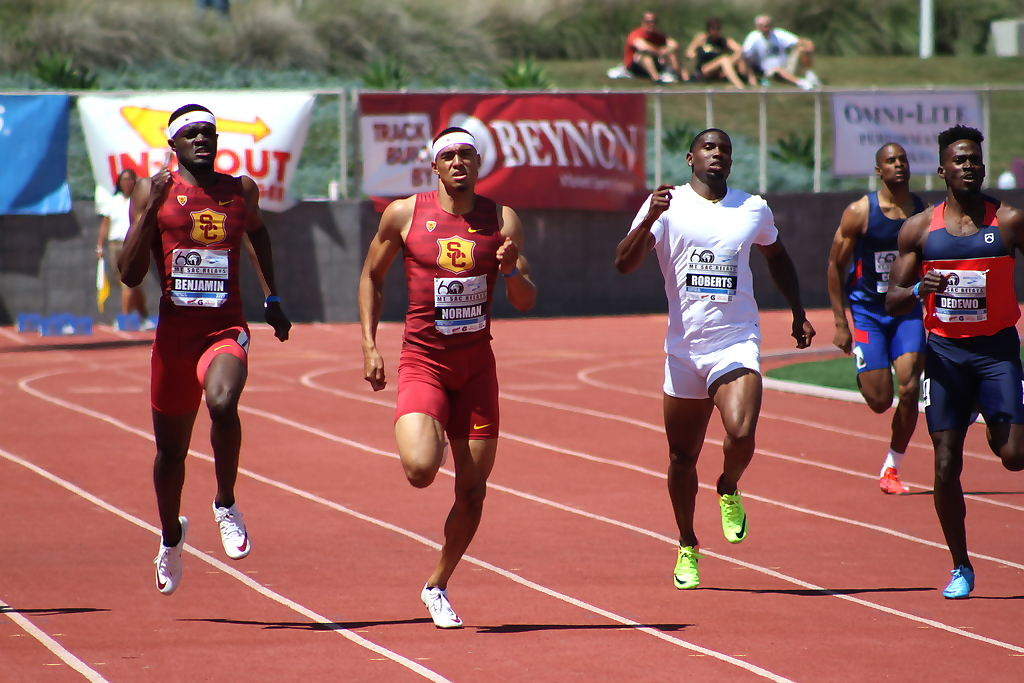 USC gives Mt. SAC Relays the Norman and Terry treatment