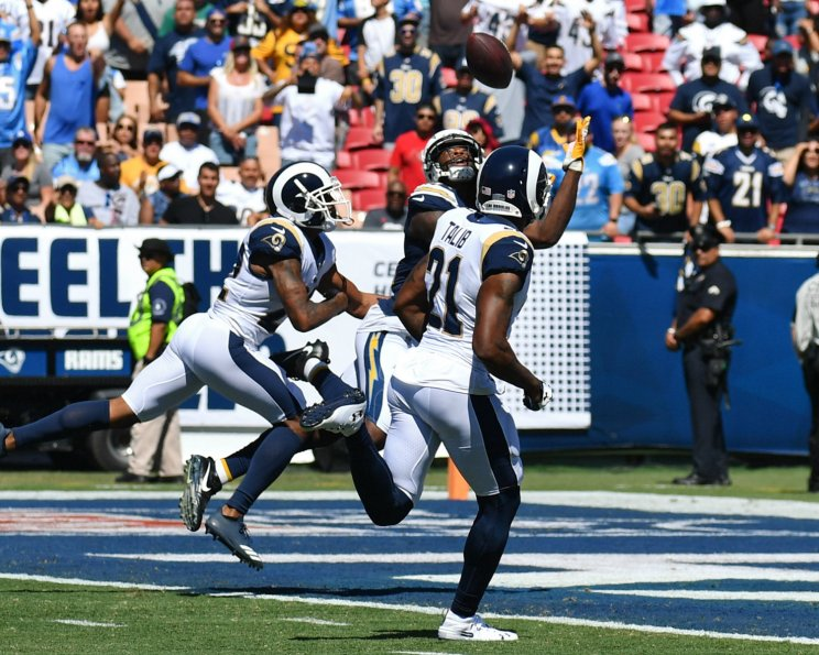 Rams and Chargers
