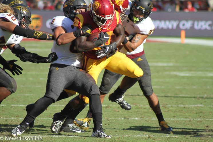 College Football Arizona State-USC