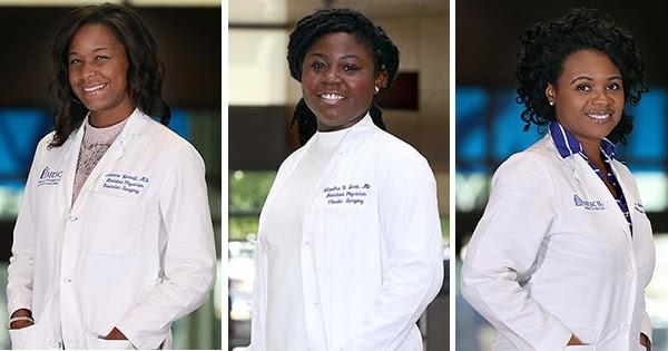 Black doctors making history