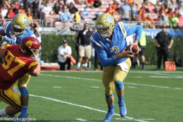 USC-UCLA football rivalry