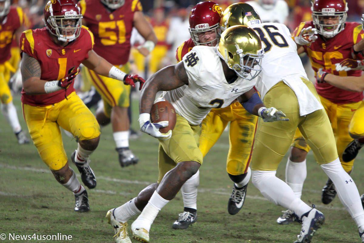 rivalry week: USC-Notre Dame