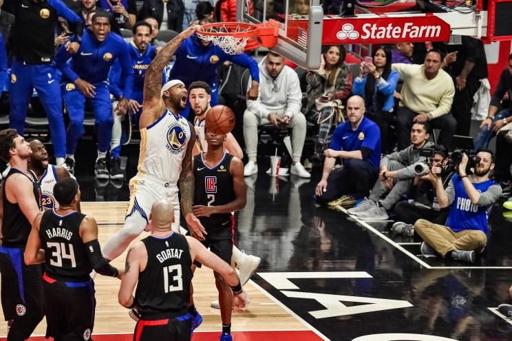 NBA basketball: DeMarcus Cousins