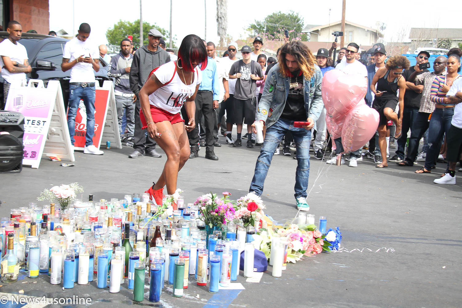 A death in the family: Fans remember Nipsey Hussle's legacy