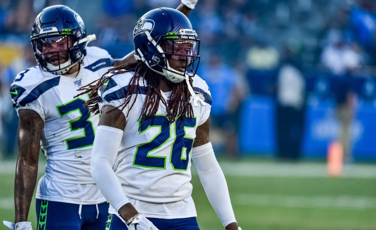 © Mark Hammond/News4usonline - Aug. 24, 2019 - Seahawks vs. Chargers - The new Legion of Boom?