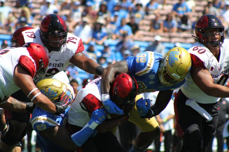 San Diego State defeats UCLA