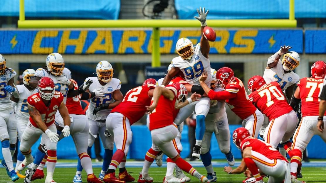 Los Angeles Chargers-Kansas City Chiefs