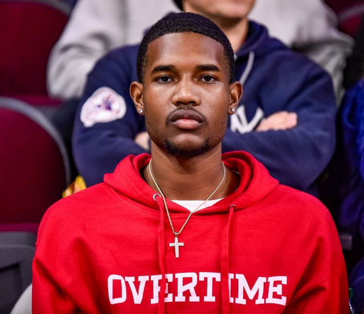 USC men's basketball player Evan Mobley
