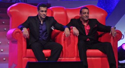 Sanjay quits 'Bigg Boss', Salman to continue