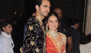 Esha Deol's sangeet ceremony a gala affair