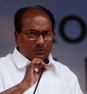Adarsh Society land belongs to defence: Antony