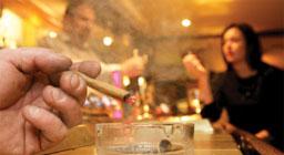 chain smoking increasing brain haemorrage