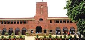 RANK#1 : St. Stephen's College