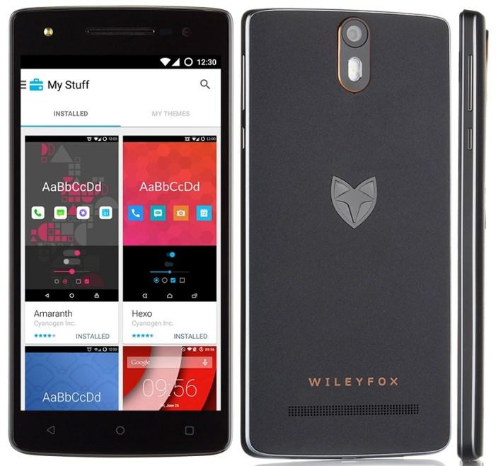 Wileyfox Storm Phone