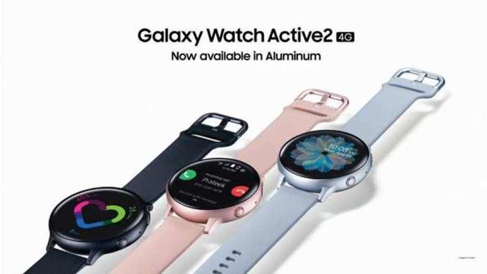 Samsung unveils first 'Make in India' smartwatch Galaxy Watch Active2 4G