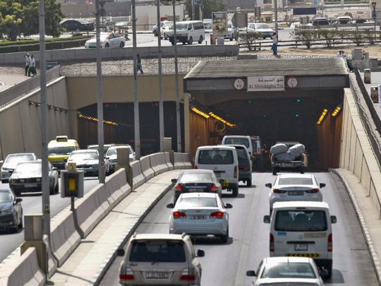 Al Shindagha Tunnel in Dubai will be closed again this weekend