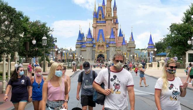 Disney parks to lay off 28,000 workers in California, Florida