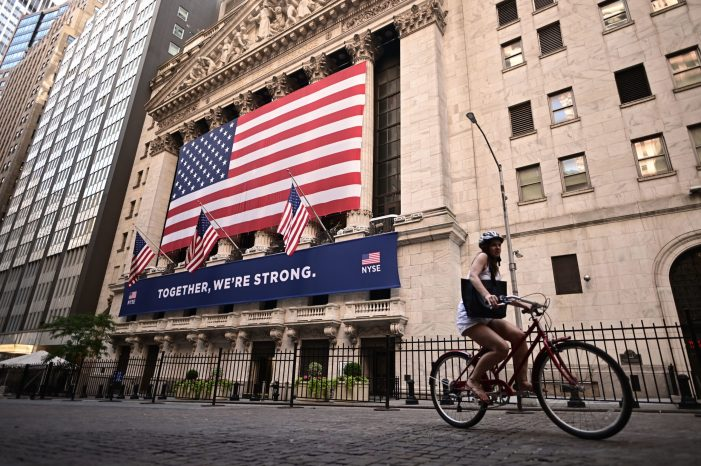 Earnings could be a positive force for stocks as Washington continues to wrangle over stimulus