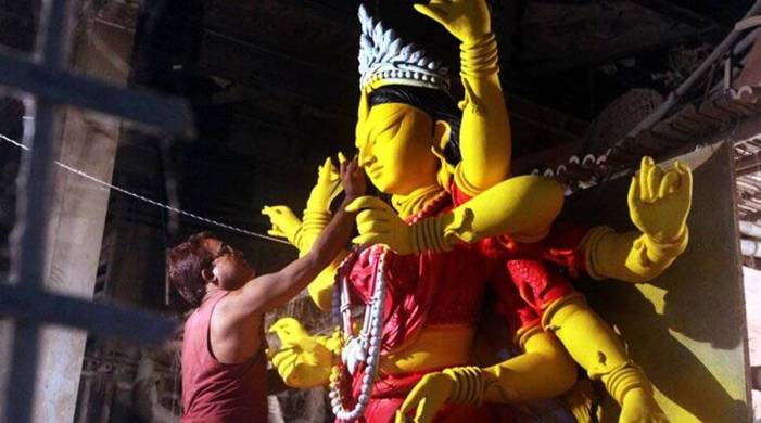 Here's why Durga Puja celebrations will begin a month after Mahalaya this year