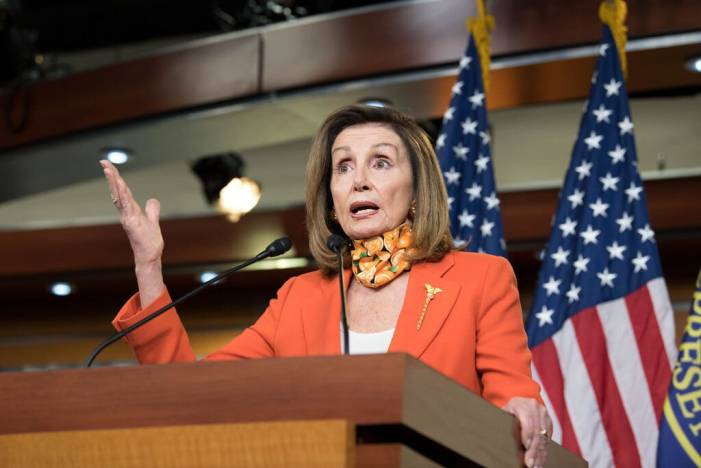 House Democrats introduce $2.2 trillion COVID-19 relief bill, unlikely to pass in Senate