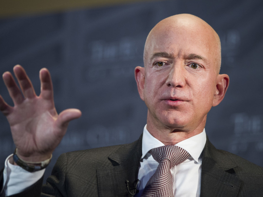 Amazon: CEO Bezos to step down as revenue tops $100b