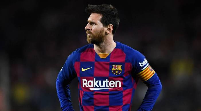 Lionel Messi's salary at Barcelona unsustainable, says presidential candidate