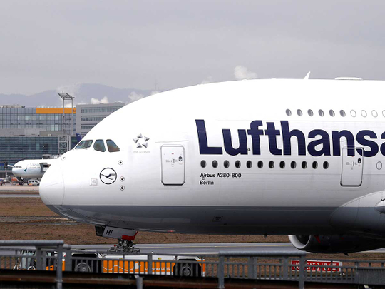 Lufthansa decides to do away with all of its bigger aircraft, risking more job losses
