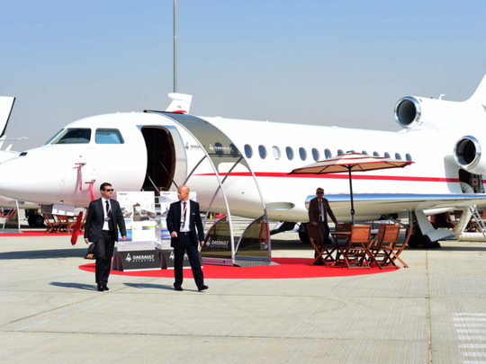 Middle East business aviation show postponed amid COVID-19 concerns