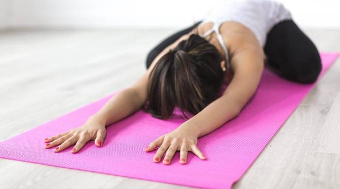 Yoga poses for a strong and flexible spine