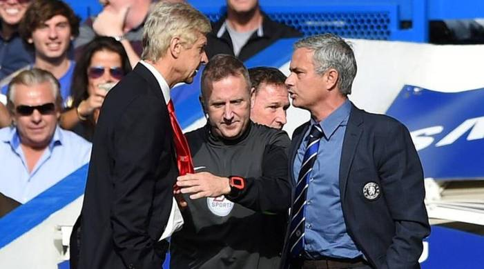 'Because he never beat me': Jose Mourinho aims dig at Arsene Wenger after book snub