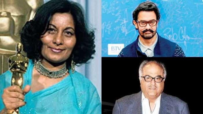 Aamir Khan, Boney Kapoor mourn Oscar-winning costume designer Bhanu Athaiya's demise