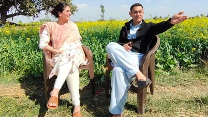 Aamir Khan doesn't want Kareena Kapoor Khan to leave 'Laal Singh Chaddha' sets, lures her with THIS