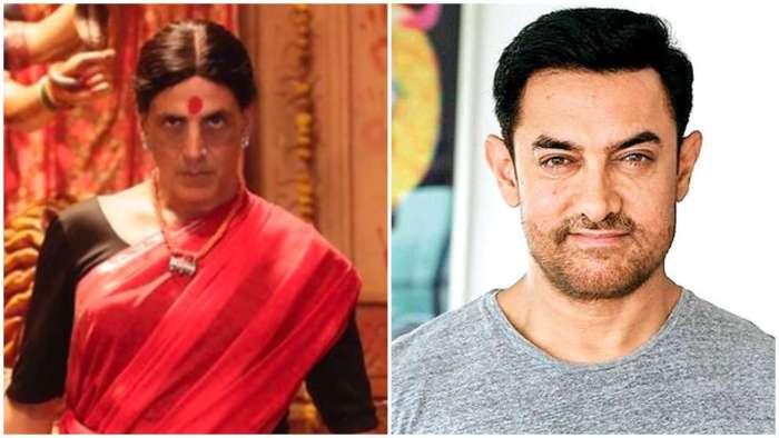 Akshay Kumar 'touched' as Aamir Khan heaps praises on 'Laxmmi Bomb' trailer