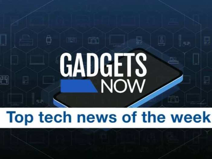 Apple launches 4 new iPhones; OnePlus, Vivo and Xiaomi's new phones, Micromax plans comeback and other top tech news of the week   Gadgets Now