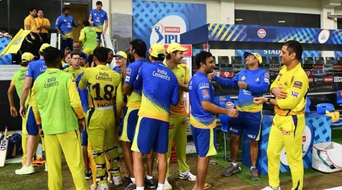 Chennai Super Kings play party-poopers as Kolkata Knight Riders' playoff hopes take a big hit