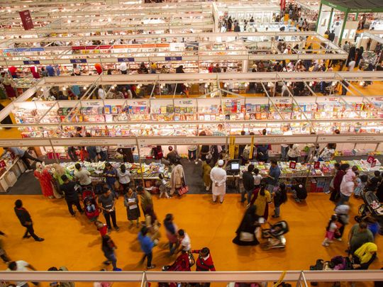 Cross-cultural dialogues take centre stage at 39th Sharjah International Book Fair
