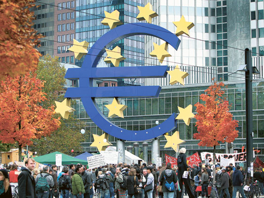 Europe's economic recovery is a summer memory