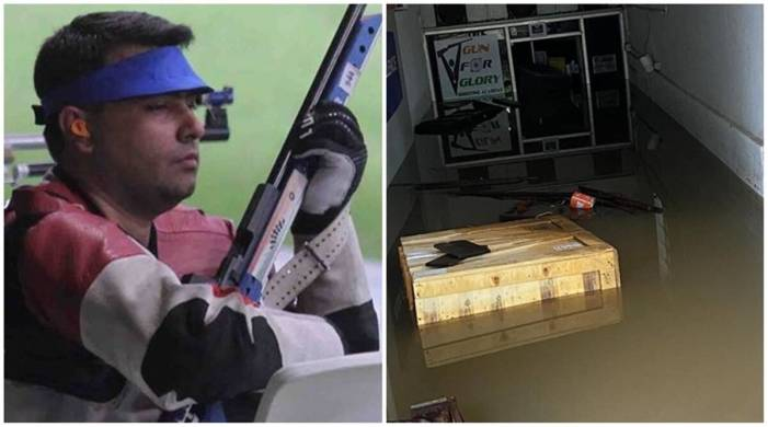 Gagan Narang's Gun for Glory shooting academy flooded, claims equipment worth Rs 1.3 crore damaged