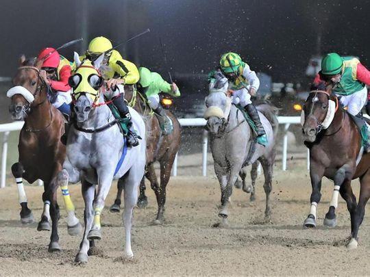Horse racing: Al Ain specialist Jayide Al Boraq posts smart win