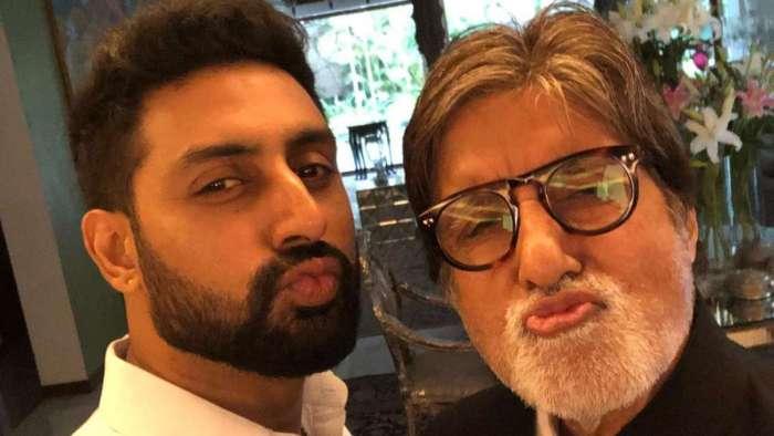 How Abhishek Bachchan reacted to news of Amitabh Bachchan's hospitalization