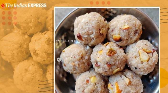 How about indulging in makhana laddoos today?
