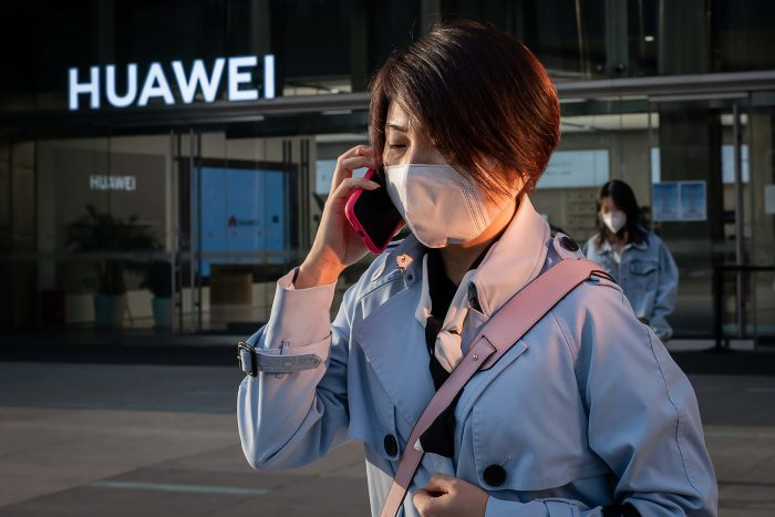 Huawei Q3 smartphone shipments plunge as US sanctions continue to bite