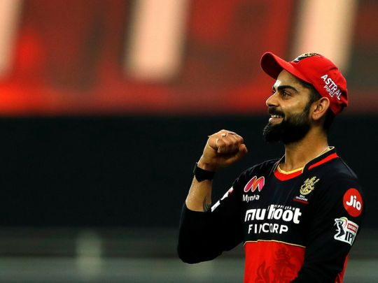 IPL 2020 in UAE: Kohli and Royal Challengers Bangalore thump Dhoni's Chennai Super Kings – in pictures