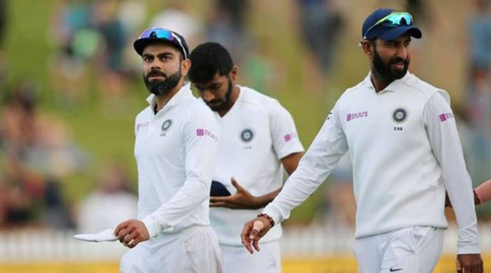 Virat Kohli leading by example, even in absence