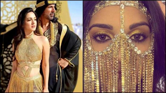 Kiara Advani recalls shooting for 'Laxmmi Bomb' song 'Burj Khalifa' 'bare feet on burning desert sands in scorching sun'
