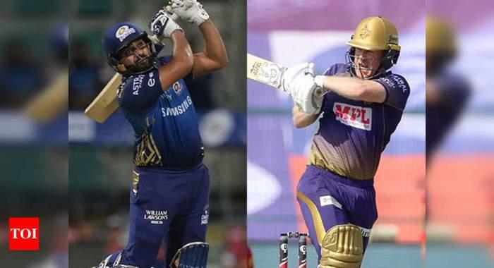 MI vs KKR Live Score: Kolkata Knight Riders win toss, opt to bat vs Mumbai Indians | Cricket News
