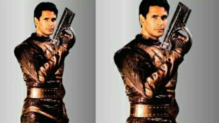 Milind Soman's 'Captain Vyom' to be adapted into film and TV series