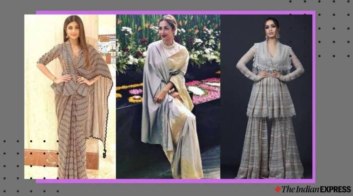 Navratri 2020 Day 1: Fashion inspiration straight from Bollywood's closet