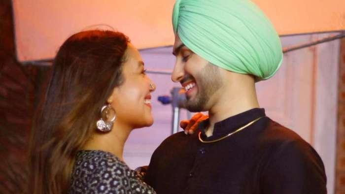 Neha Kakkar calls it 'love at first sight' with Rohanpreet Singh in latest photo