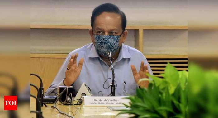 No clinching evidence to support China's claim of simultaneous outbreak of Covid-19: Harsh Vardhan | India News